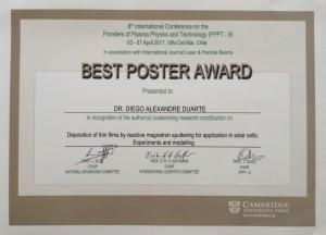 Certificado Diego Duarte